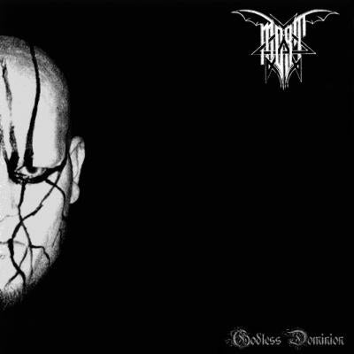 Mort - Godless Dominion CD