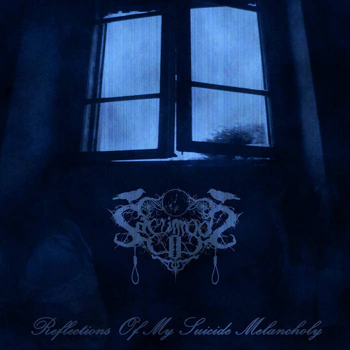 Sacrimoon - Reflections of My Suicide Melancholy CD