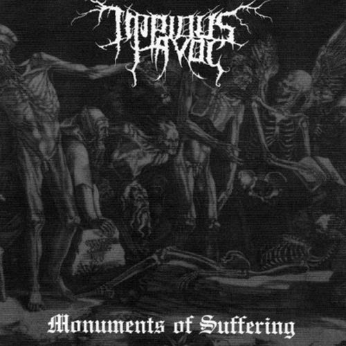 Impious Havoc - Monuments of Suffering EP Cassette