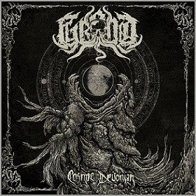 Grond[RUSSIA] - Cosmic Devonian CD