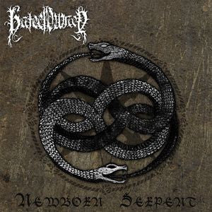 Hatecrowned - Newborn Serpent CD