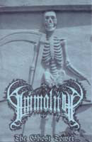 Immolith - The Ghost Tower Cassette