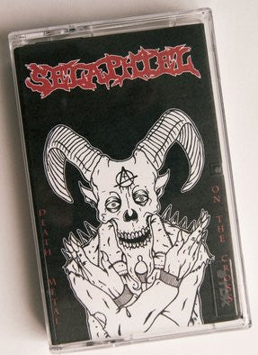 Selaphiel - Death Metal on the Cross Cassette
