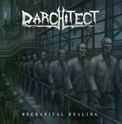 Darchitect - Mechanical Healing CD