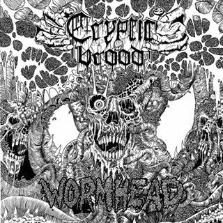 Cryptic Brood - Wormhead EP CD