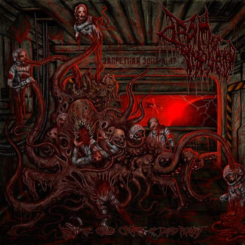 Drain of Impurity - Into the Cold Crypts of Dead Planet CD