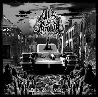 Vis Absoluta - Skullcrusher Deathsquad CD