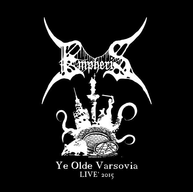 Empheris - Ye Olde Varsovia CD