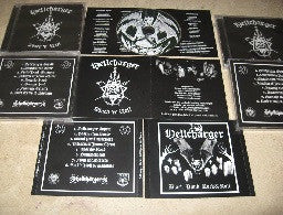 Hellcharger - Black 'n' Roll DEMO CD