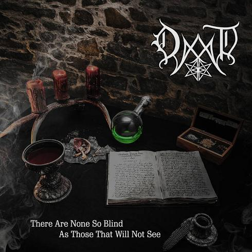 Daat - There Are None So Blind As Those That Will Not See EP CD