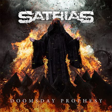 Satrias - Doomsday Prophecy CD