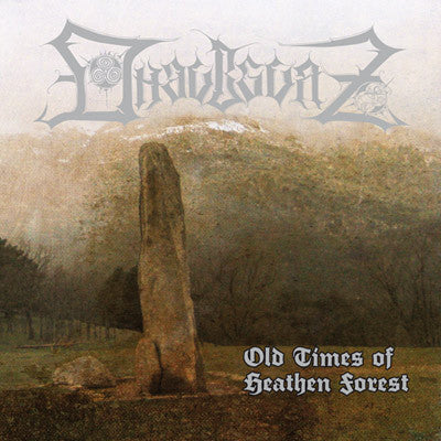 Dhaubgurz - Old Times of Heathen Forest CD