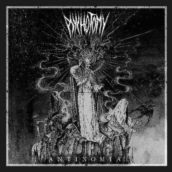 Psychotomy - Antinomia CD