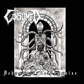 Consumed - Dehumanize to Demonize EP DIGI CD