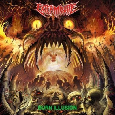 Exterminate - Burn Illusion DIGI CD