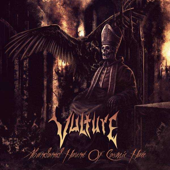 Vulture - Abandoned Haunt of Cosmic Hate CD