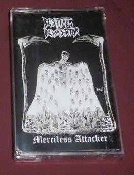 Bestial Devastator - Merciless Attacker Cassette