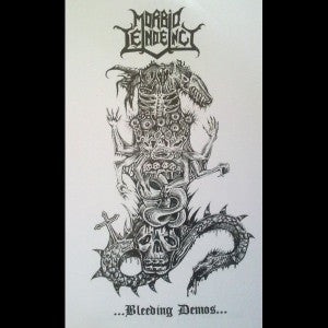 Morbid Tendency - Bleeding Demos Cassette