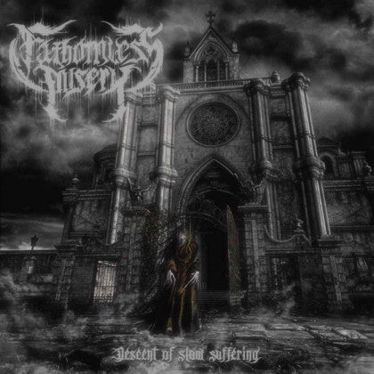 Fathomless Misery - Descent of Slow Suffering CD