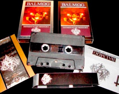Balmog - Testimony of the Abominable Cassette