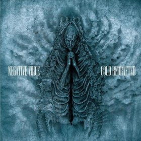 Negative Voice - Cold Redrafted CD