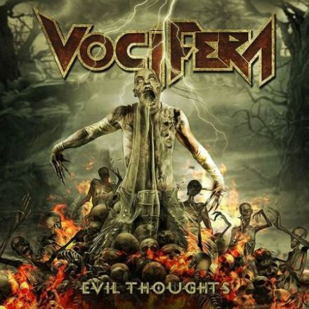 Vocífera - Evil Thoughts CD