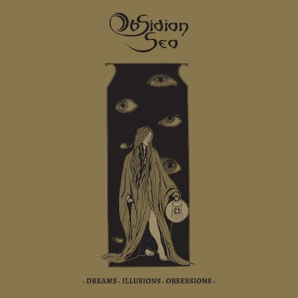 Obsidian Sea - Dreams, Illusions, Obsessions CD