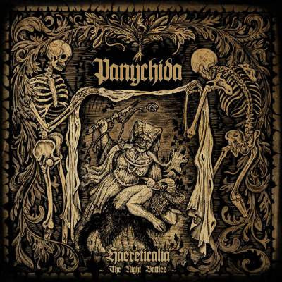 Panychida - Haereticalia - The Night Battles LP