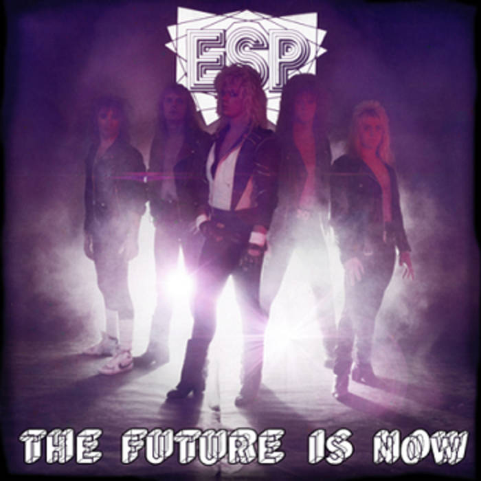 ESP - The Future Is Now CD