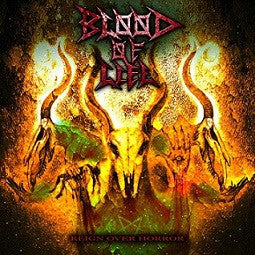 Blood of Life - Reign over Horror CD