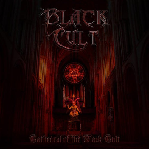 Black Cult - Cathedral of the Black Cult CD