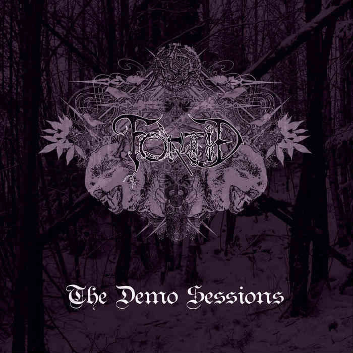 Fortíð - The Demo Sessions CD