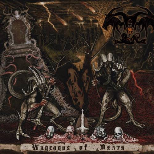 Impaler of Pest - Warlords of Death CD