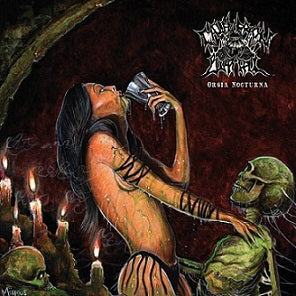 Cauldron Burial - Orgia Nocturna CD