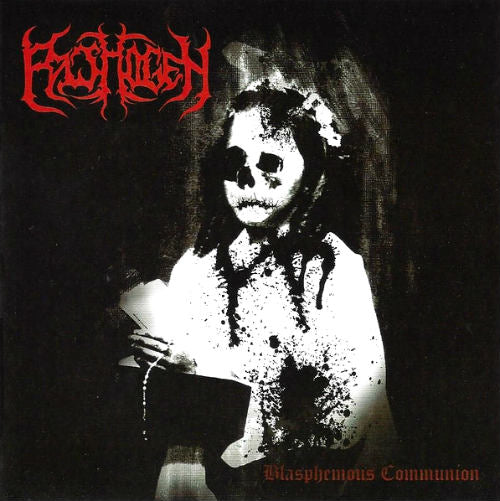 Pathogen - Blasphemous Communion CD