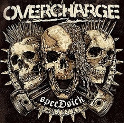 Overcharge - Speedsick CD
