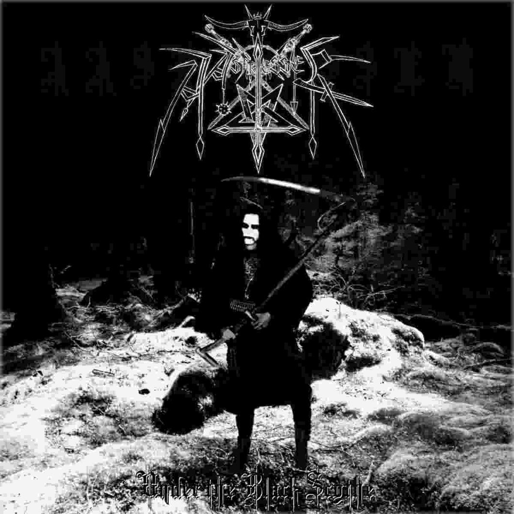 Aasfresser - Under the Black Scythe CD