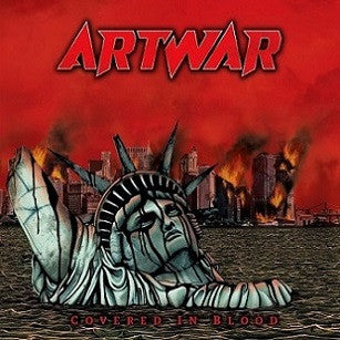 ArtWar - Covered in Blood CD