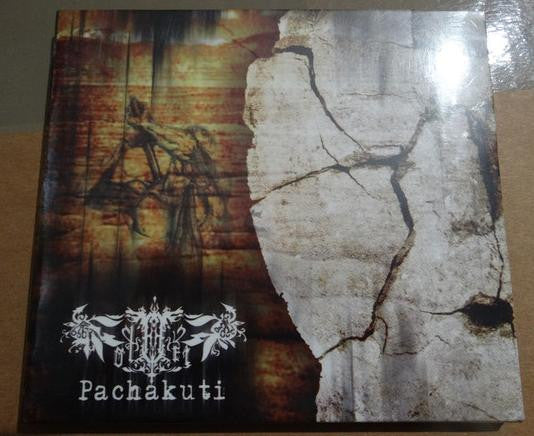 Folkheim - Pachakuti Revisited EP DIGI CD