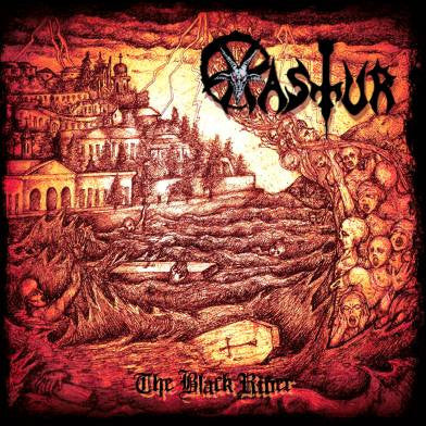 Hastur[ITALY] - The Black River CD