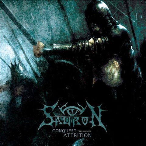Sauron[USA] - Conquest Through Attrition CD
