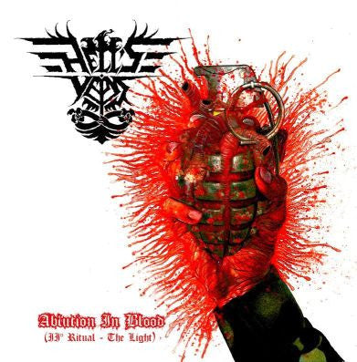 Hell's Veins - Ablution in Blood (II° Ritual – The Light) DEMO CD