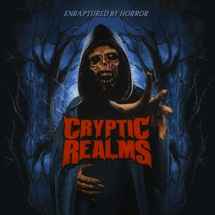 Cryptic Realms - Enraptured by Horror CD