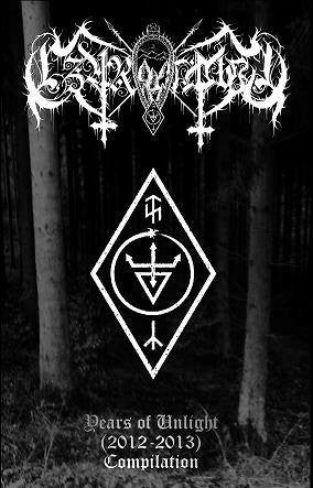 Czarnobog - Years of Unlight Compilation 2012-2013 Cassette
