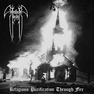 Heathen Deity - Religious Purification Through Fire CD