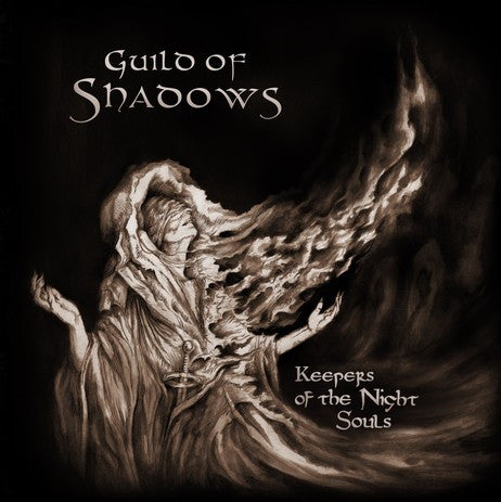 Guild of Shadows - Keepers of the Night Souls EP CD