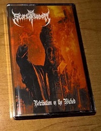 Scars of Sodom - Retribution of the Wicked Cassette