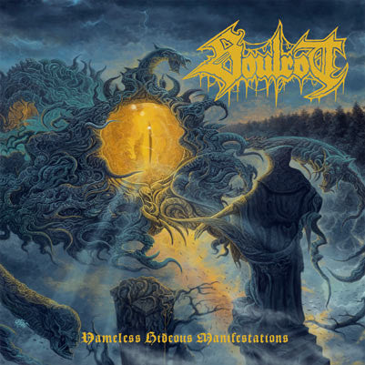 Soulrot - Nameless Hideous Manifestations CD