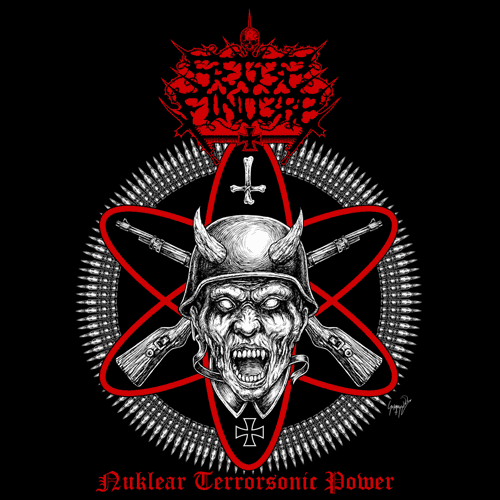 Seges Findere - Nuklear Terrorsonic Power DIGI CD