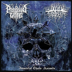 Profound Grave/Occult Pantheon - Immortal Chaos Ascends split CD